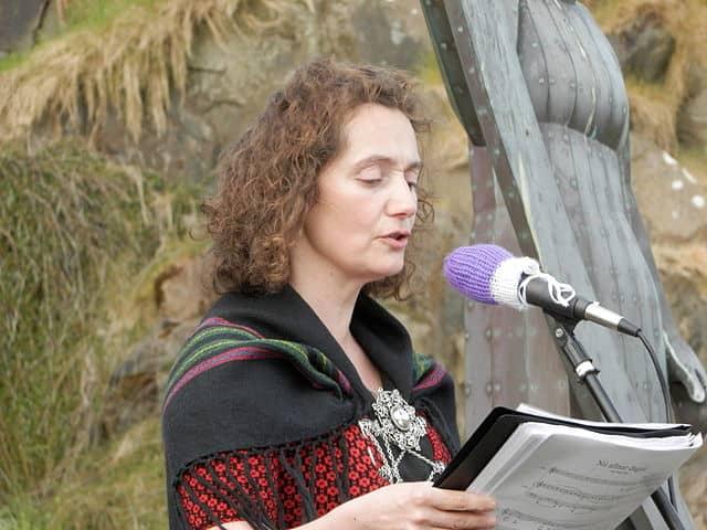 european countries still use traditional clothes denmark faroe speech festival