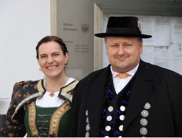 european countries still use traditional clothes germany dachau wedding 1.1