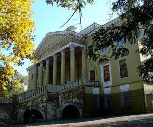 Prince Potemkin's estate in Ukraine.