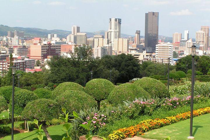 Picture of Pretoria's skyline.