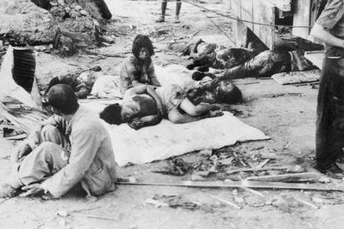 hiroshima nagasaki bombing pictures survivors cc