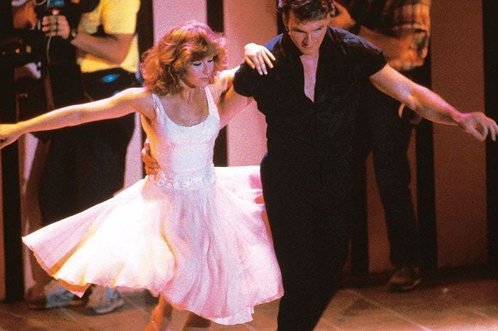 co stars did not get along dirty dancing 44