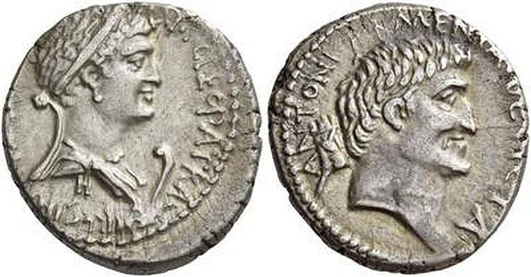 Antony and Cleopatra.