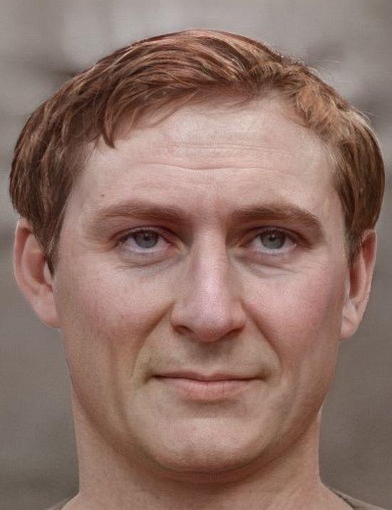 famous romans faces pompey colorized 46 fn