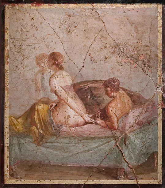 pompeii frescoes couple 2 1