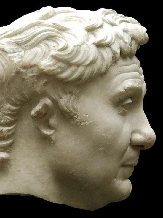 roman republicans portraits pompey bust marble 4 1
