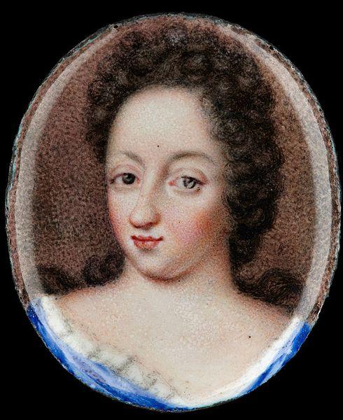 unflattering royal portraits Ulrika elder Erik Utterhielm 1690 1