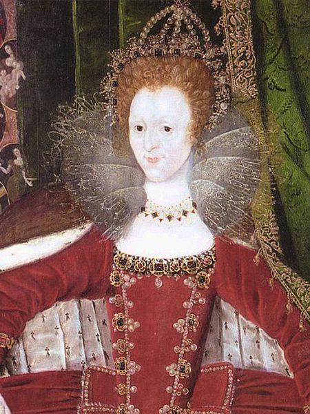 unflattering royal portraits elizabeth i unknown artist 1595 1 1