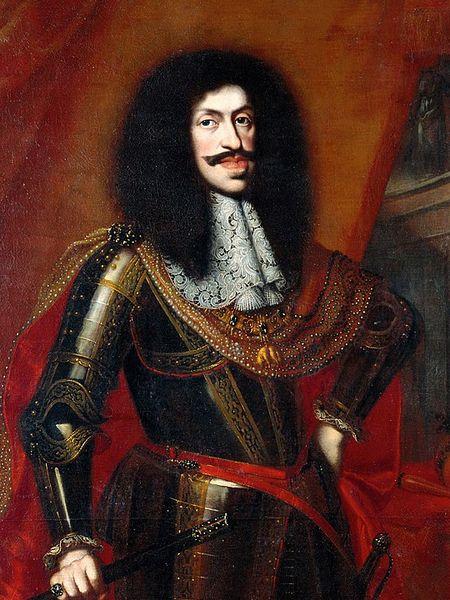 unflattering royal portraits leopoldo I benjamin block 1672 1