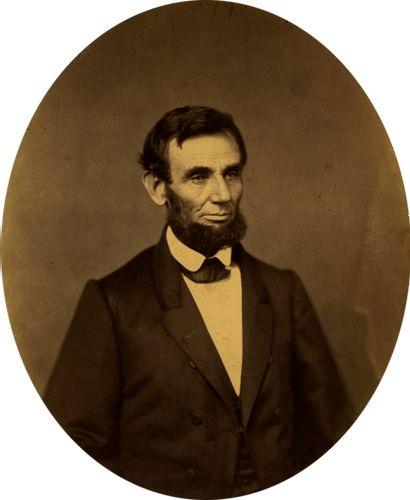 Photo of Abraham.
