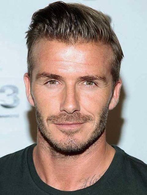 Photo of David Beckham.
