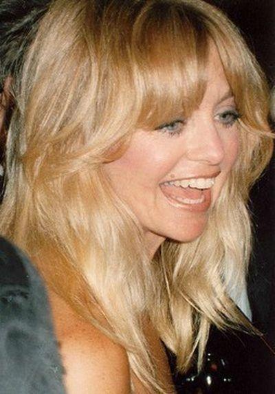 Photo of Goldie Hawn.