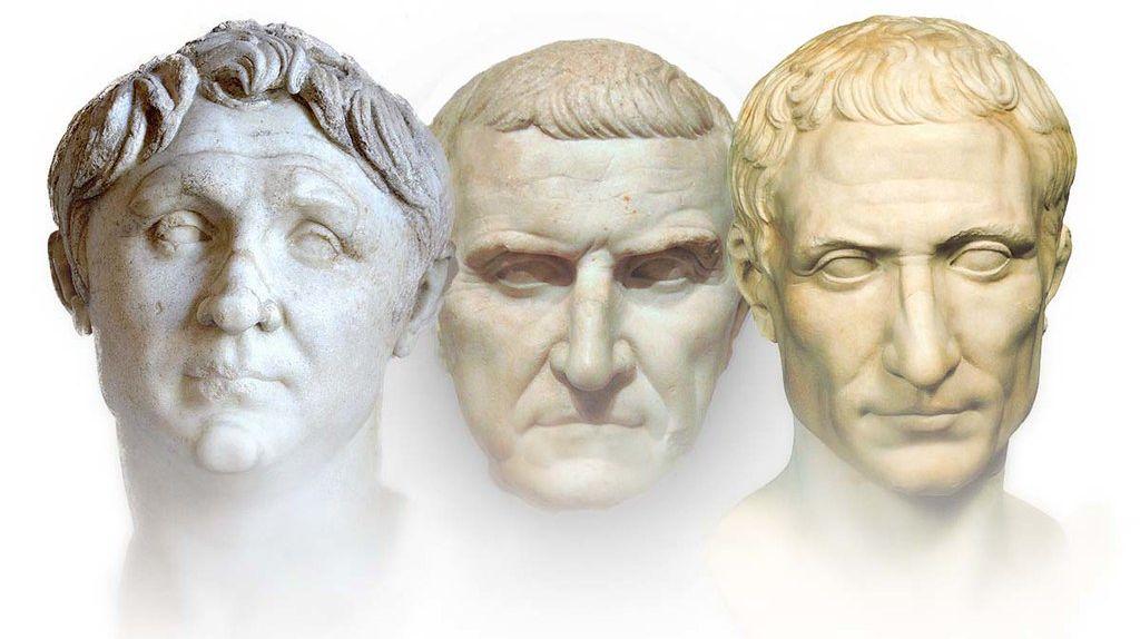 first triunvirate rome1